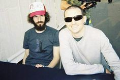 Brad and Chester