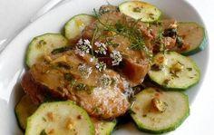 Ricetta biologica: Seitan marinato allo zenzero e coriandolo - ricetta biologica, ricetta vegana