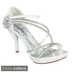 Gorgeous! And the medium heel is great for dancing