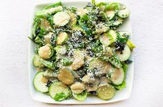 My Favourite Miso Greens