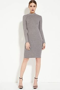 Cutout-Back Bodycon Dress | Forever 21 #thelatest
