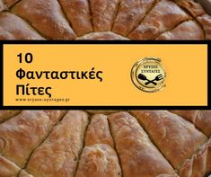 Αντίγρ. του milopites-facebook Pita Recipes, Almond Recipes, Greek Recipes, Bakery Recipes, Cooking Recipes, Filo Recipe, Food Network Recipes, Food Processor Recipes, Greek Sweets