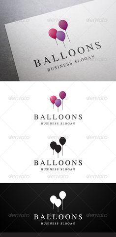 Balloons Logo