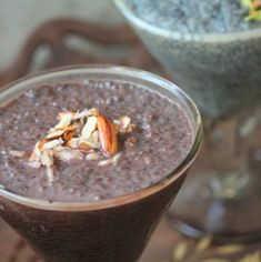 Overnight Chocolate Chia Seed Pudding taste so delicious with no work at all. Mix it up, Chilli it & Serve. It is full of nutrients and taste delicious.