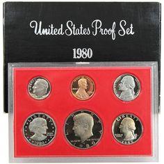 1982 S US Proof Set Superb Gem Uncirculated