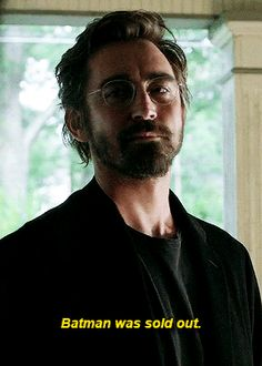 """Halt and Catch Fire """"You Are Not Safe"""" (3x08) - Lee Pace as Joe MacMillan"""