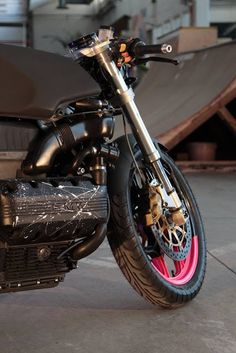 """BMW K100 Cafe Racer Progetto#5 """"Wild bunch"""" - L.Rapparini #motorcycles…"""