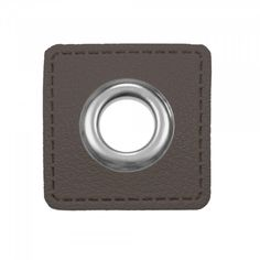 Eyelet Patch Leatherette, dark grey Grey Fabric, Dark Grey, Bleach, Patches, Fabrics, Silver, Leather, Tejidos, Gray Fabric