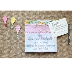 $12 Flower Girl Gift, Custom Flower Girl Gift the wedding chicks | CHECK OUT MORE IDEAS AT WEDDINGPINS.NET | #weddings #weddinggear #weddingshopping #shopping