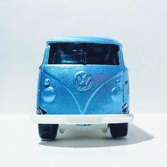 VW T1 Panel Van #matchbox #mbx #diecastphotography #diecast #toypics #toycrew #vw #vdub #volkswagen
