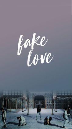 BTS FAKE LOVE WALLPAPER ~
