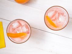 Refresh yourself with these 16 drink recipes