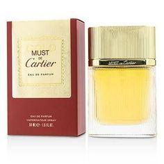 Must De Cartier Gold Eau De Parfum Spray - 50ml-1.6oz