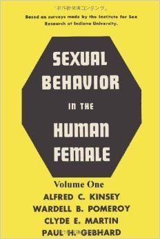 Kinsey report on female sexual behavior