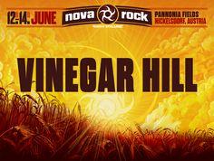 Die Blue Stage freut sich am 12. Juni über einen neuen, genialen Opener – Vinegar Hill – yeah!