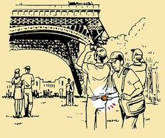 How to Avoid Getting Pickpocketed