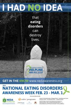 5 Ways to Support National Eating Disorders Awareness Week