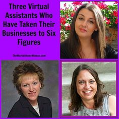 Is being a Virtual Assistant your dream work at home gig? Check out these 3 ladies stories about following their dreams and taking it past the six figure mark! Found on theworkathomewoman.com