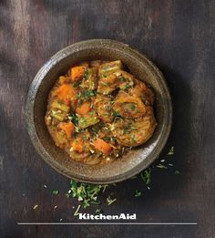 Homemade stew made with your Cook Processor on a cold winter's day is a great way to get warmed up. What its your favourite type of stewed dish? Much love from KitchenAid Africa xx. Heritage Month, How To Get Warm, Winter Day, Kitchenaid, Stew, Curry, Africa, Cold, Homemade