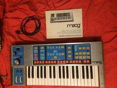 MATRIXSYNTH: Moog Source Vintage Analog Monophonic Synthesizer ...