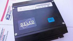 97-02 Camaro Z-28 SS LS1 OEM Delco Radio Amp Amplifier, Trans-AM, Corvette
