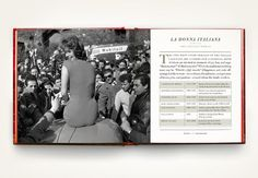 "One of the italian best thing: Italian Woman! From ""Italianissimo: The Quintessential Guide to What Italians Do Best"""