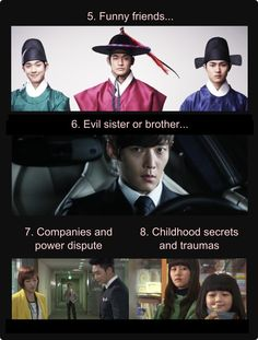 Part 2 kdrama facts Credit: owner Tumblr