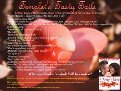 New excerpt from relationship-based, surrogate romance Templet's Tasty Tails.