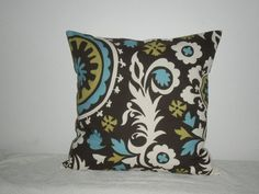FREE DOMESTIC SHIPPING Decorative Pillow Cover 20 by EllensDesigns, $28.00