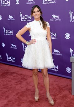 This is the 27th Women of the Week of 2015 Kacey Musgraves on red carpet at ACM