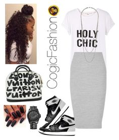 """VCB #Night2"" by cogic-fashion ❤ liked on Polyvore"