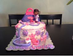 Doc McStuffins Cake Emmas 5th Bday