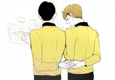 Chulu holding hands!