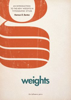 Weights | A series of unreleased books from the late sixties… | Flickr - Photo Sharing!