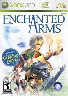 Enchanted Arms With Comic Xbox 360 * Read more  at the image link.Note:It is affiliate link to Amazon.