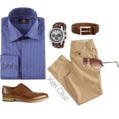A fashion look from February 2015 featuring aviator glasses. Browse and shop related looks.