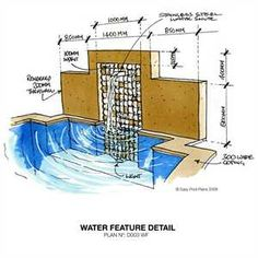 Perfect Swimming Pool Plan Design