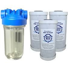 Carbon Block Water Filter Systems Carbon Block Filter 10 Inch Water Filter Water Filters System Filters