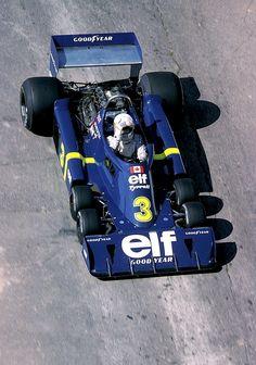 Jody Scheckter Tyrrell / Ford 1976
