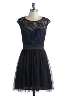 How Intriguing Dress, #ModCloth