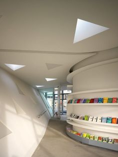 Zaha Hadid Architects, Hélène Binet, Chris Gascoigne · Maggie's Centre Fife