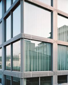ECA - OAI OFFICE BUILDING_PERSONENI RAFFAELE SCHÄRER ARCHITECTES