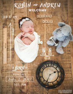 Specializing in newborn photography in the Atlanta, GA area, Kasey Keown Photography can bring a mobile pop-up studio to you. Chalkboard Photography, Chalkboard Fonts, Photography 101, Newborn Photographer, Announcement, Birth, Atlanta, Creative, Portraits