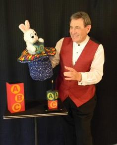 Ensure your guests have a great time by hiring this well-known comedy magician. He offers services as a corporate magician. This magician for hire also does tradeshows, children's schools, and library shows. Click to get a free quote.