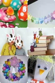 GREAT ideas with the Peter Rabit craft and bunny foo foo as an Easter unit..