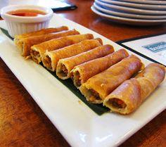 Filipino Lumpia Recipes