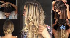 10 penteados que você pode fazer sozinha: apaixone-se pelas ideias dessa blogueira