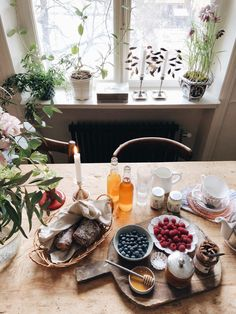Elsa Billgren The Breakfast Club, Breakfast Time, Brunch, Table Design, Date Dinner, Food Photography Styling, Humble Abode, Recipe Of The Day, Home Interior
