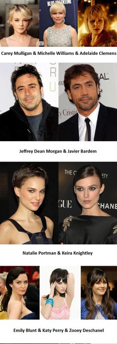 actor look-a-likes I'm pinning this for SJP and horsey mchorsey. I am still laughing!!!