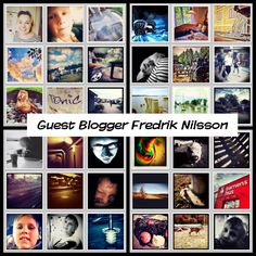 Guest Blogger Series continues with Fredrik Nilsson, check him out. http://ashcroft54.com